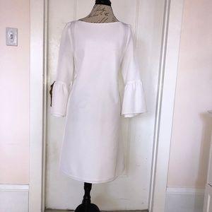 Lafayette 148 Bell Sleeve Dress - Size 14